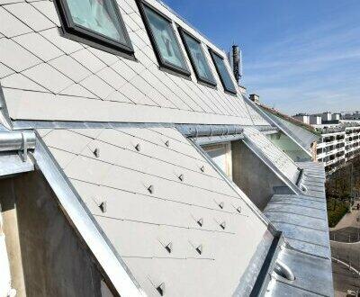 Für Menschen mit WEITBLICK! Erstbezug mit ruhiger Dachterrasse und tollen Möglichkeiten zur Vergrößerung um weitere 30 m²!!!