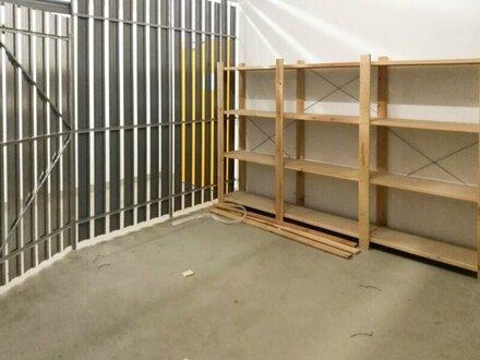 Großer Lagerraum in der Taubstummengasse zu mieten!
