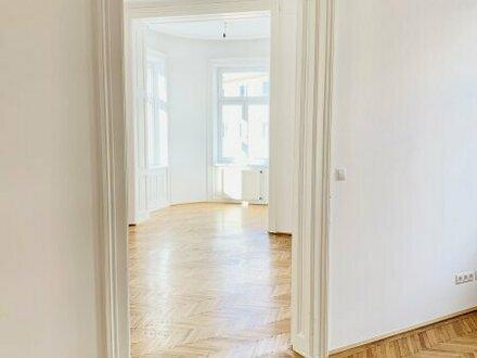 Sonnige, neu sanierte Altbauwohnung in ruhiger, zentraler Lage nächst Wiedner Hauptstraße / Gerne bieten wir ihnen VIRTUELLE…
