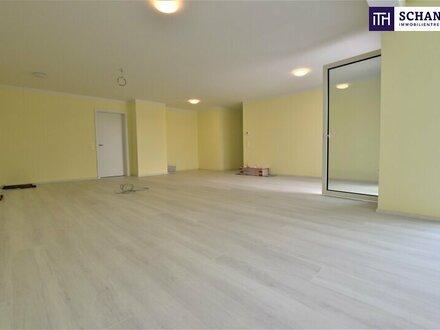 Provisionsfrei! Moderne Terrassen/Garten-Wohnung zum Wohnen oder als Ordi!