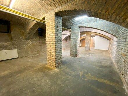 Keller mit Gewölbe unbefristet zu vermieten! Lager zu mieten! Nähe Schönbrunn