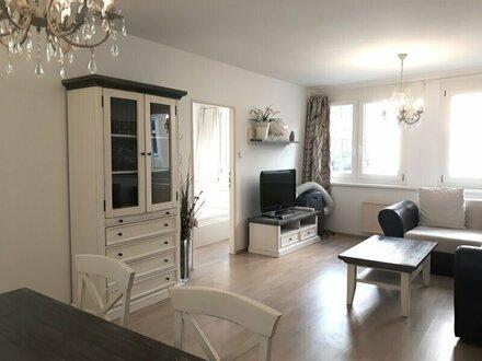 HIPPE 3-Zimmer-Wohnung MÖBLIERT nähe SCHWENDERMARKT
