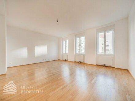 Erstklassige 4-Zimmer Wohnung mit Balkon, neben Bahnhof Floridsdorf