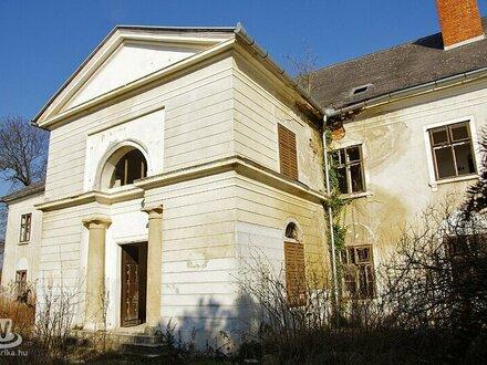 Geräumiges Schloss mit 15000 m2 Garten bei Szombathely Steinamanger Seminarhotel Kurhotel Firmensitz Förderungen! Von Wien…