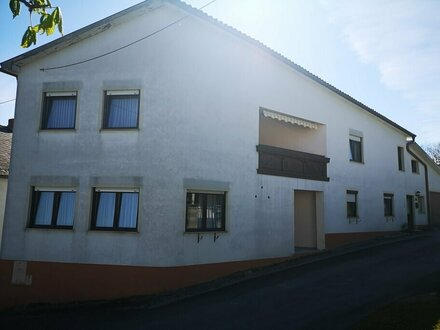 Rotenturm an der Pinka, 2 geschossiges Wohnhaus mit viel Potenzial