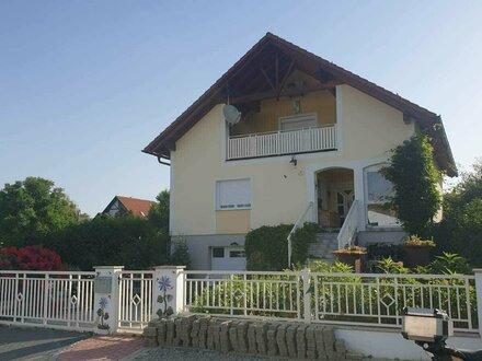 Einfamilienhaus mit Garten in Grosspetersdorf
