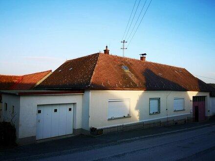 Bauernhaus mit Stallungen und Garten nähe Oberwart