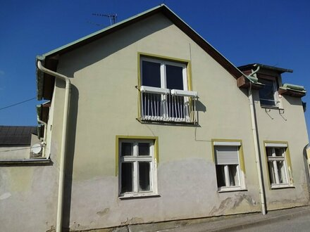 Mehrfamilienhaus mit 4 Wohnungen in Rechnitz (Anlageobjekt)
