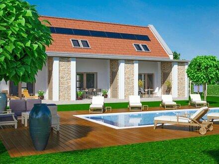 Attraktive neue Ferienwohnungen nähe Plattensee mit Swimmingpool - noch 4 Wohnungen vorhanden!
