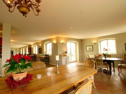 Repräsentatives Hotel Schloss Herrenhaus mit 10 Hektar Weingut nähe Balaton, rundum 4200 Hektar Jagdrevier, Firmensitz, Seminarresort