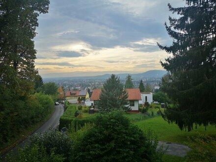 Grundstück ca 10939 m² mit Mehrfamilienhaus in Bestlage (Aussichts- und Ruhelage) St Peter, Graz