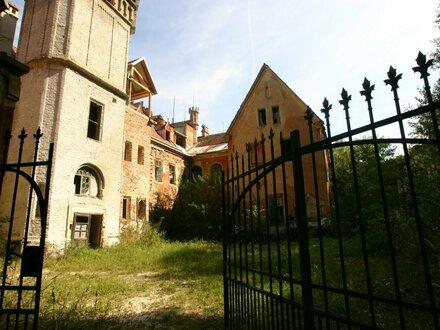 Preisreduzierung!!!Wunderschönes romantisches Schloss nähe Vasvar, unweit von Graz