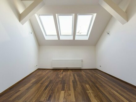 Traumhafte 3-Zimmer DG-Wohnung mit Terrasse unbefristet zu vermieten!