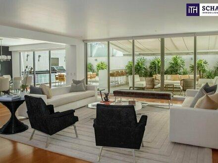IMPOSANT! Penthouse mit 3 Zimmer und 12m² Balkon, Provisionsfrei