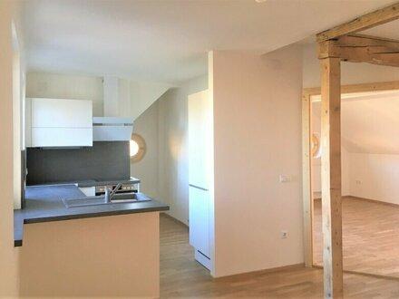 Erstbezug: Helle 3,5 Zimmer-Dachgeschoßwohnung in perfekter Lage