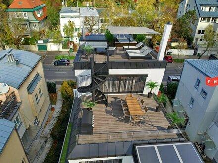 Hochwertige Dachgeschosswohnung mit Balkon / Anlage!
