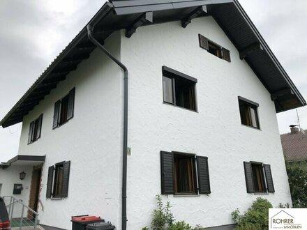 Einfamilienhaus mit Potential für kreative Bastler