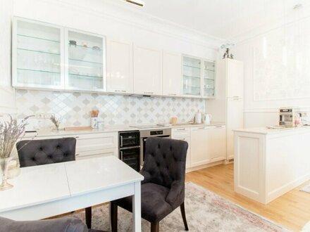 Luxuriös ausgestattete 3-Zimmer-Wohnung in zentraler Lage!