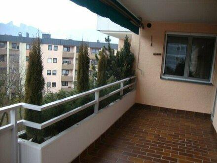 Schöne 3-Zimmer-Wohnung mit Loggia in Hallein/Burgfried zu vermieten