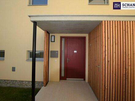 Maisonetten -Wohnung mit atemberaubendem Fernblick und kleinem Eigengarten in SW Ausrichtung! Provisionsfrei! Videorundgang!