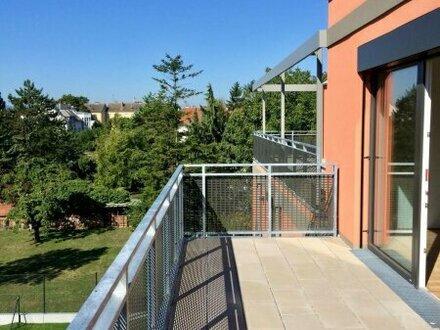 ERSTBEZUG - moderne 3 Zimmer Wohnung mit klimatisierten Räumen und großer Freifläche