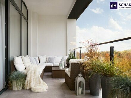 DAS LOHNT SICH! Am Stadtrand Wiens haben Sie die Gelegenheit für diese geniale 2-Zimmer Wohnung mit wunderbarer Freiflä…