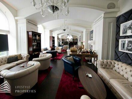 Exklusives Geschäftslokal in einem Luxus-Hotel im Herzen Wiens