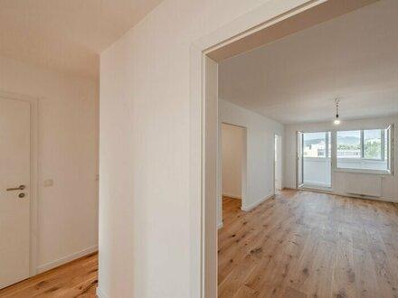 ++NEU++ 4 Zimmer+Küche, NEUBAU-ERSTBEZUG mit Loggia und Weitblick, aufstrebende Lage! Nahe FH-Technikum!