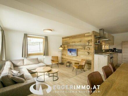 5753 Saalbach Hinterglemm: jetzt oder nie !! ; großzügige 117m² 5 Zimmer-Wohnung, neu renoviert, möbliert !! touristisch…