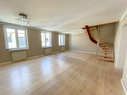 5 Zimmer Maisonette-Wohnung Nähe Spitz / Donauinsel zu mieten! WG willkommen ⫸ Immobilienquartier