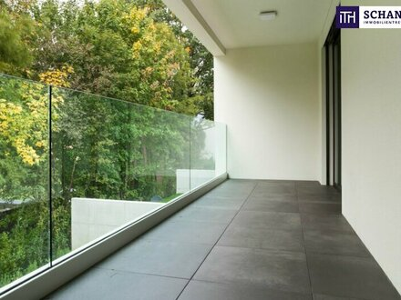 BEZAUBERND! 46m² Wohnung + riesen Loggia + Blick in den traumhaft grünen Innenhof!