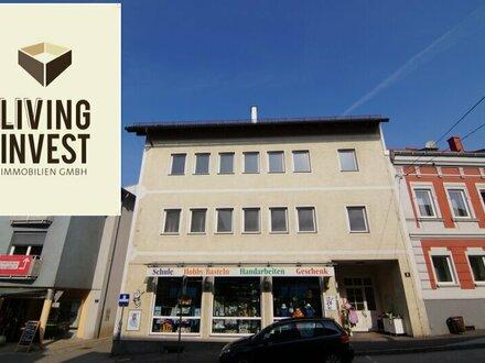 Provisionsfreie Geschäftsfläche für Einzelhandel, Büro oder Praxisräumlichkeiten im Gallneukirchner Stadtzentrum zu vermieten!