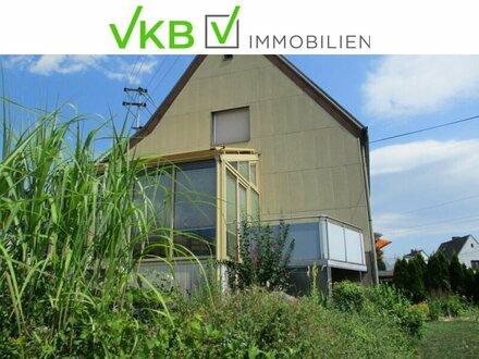 Einfamilienhaus mit schönem Garten in Linznähe mit Ausblick