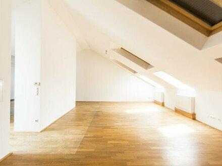 Traumhafte DG-Wohnung mit Terrasse und 4-Zimmern in 1030 Wien zu vermieten!
