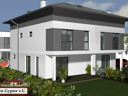 Neubau Eckreihenhäuser! Wohnfläche ca. 157m² oder ca. 170m² mit verschiedenen Grundstücksgrößen!
