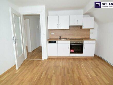 NEU SANIERT: Kleine, nette Dachgeschosswohnung im Zentrum von Kalsdorf! 3-Zimmer! Einziehen und wohlfühlen!