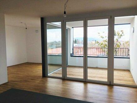 Provisionsfrei für den Mieter- Dachgeschosswohnung mit großer Sonnenterrasse - Erstbezug