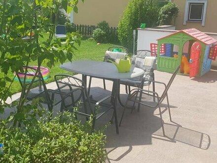 Grünoase mit Balkon - chillige 4 Familienwohnung in Elsbethen