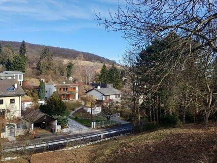 IDYLLISCHES GRUNDSTÜCK in absoluter Grünruhelage für Ein- oder Zweifamilienhaus