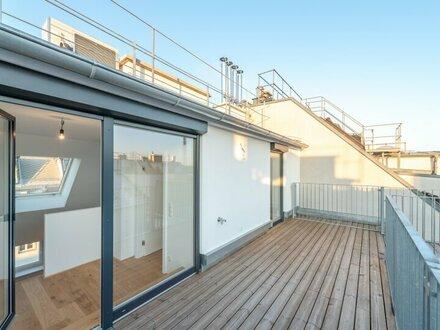 ++NEU++ Hochwertiger 3,5 Zimmer DG-ERSTBEZUG, nahe Yppenplatz! zwei Terrassen, tolle Aufteilung!!