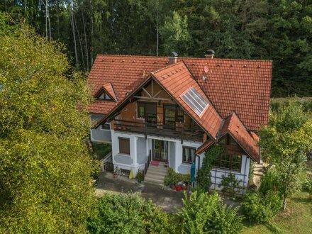 NATUR PUR - großzügiges Einfamilienhaus in 8143 Dobl/Lannach