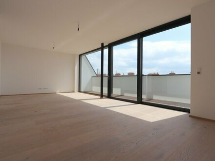 EUM - Hochwertiger Erstbezug! Zwei-Zimmer-Dachgeschoß mit Terrasse nächst Alserbachstraße