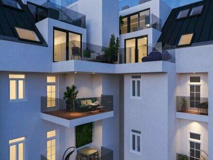 Besser geht´s nicht! Ideal aufgeteilte Kleinwohnung im Dachgeschoss mit Terrasse und dem gewissen Etwas! Traumhaft saniertes…
