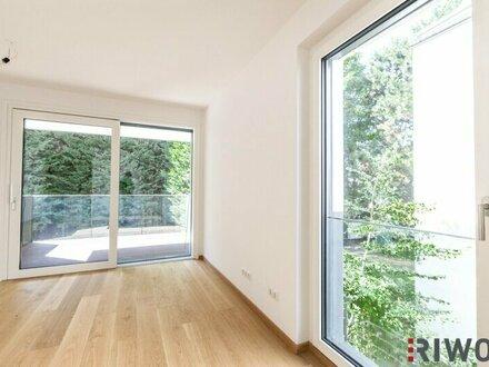 // Erstbezug // lichtdurchflutete 2 Zimmerwohnung mit 2 Balkonen