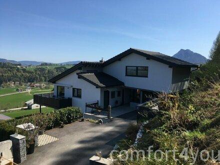Neuer Preis! Einfamilienhaus mit schöner Aussicht. ( Provisionsfrei für den Käufer )