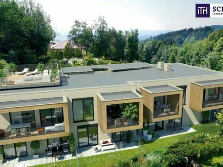 ITH: Provisionsfrei! Neubau Eigentumswohnung mit Garten am Schöckl! Graz!