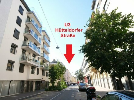 NEUBAUWOHNUNG - Neben U3-Hütteldorfer Straße - SOFORT BEZIEHBAR!