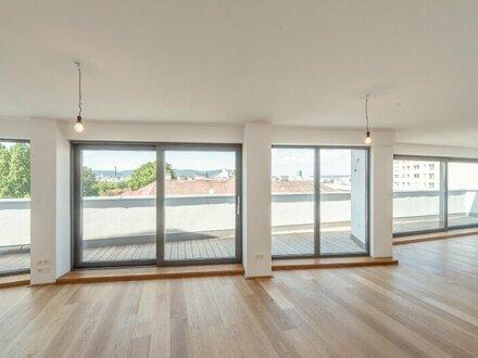 ++ 10% PROVISIONSRABATT ** Fantastischer 3-Zimmer DG-Maisonette! mit Terrasse und Dachterrasse, WEITBLICK über den Augarten!