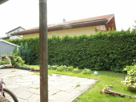 4 Zimmer Gartenwohnung