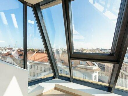 EUM - LUXURIÖSES PENTHOUSE! Sensationeller Dachgeschoss-Traum mit Weitblick